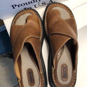 Brown Born sandals